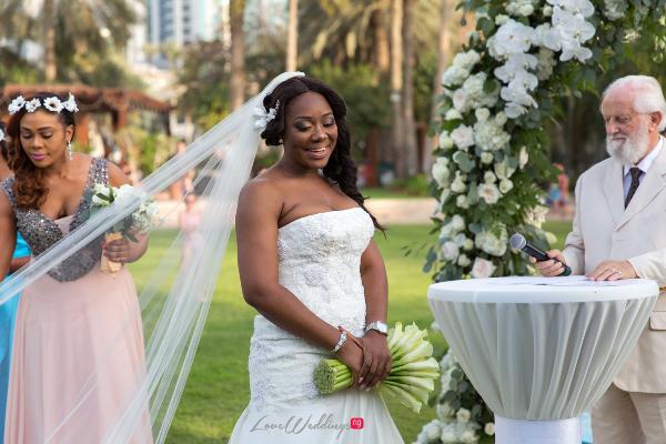 Dubai Destination Wedding Grace & Awongo #Grango2016 LoveweddingsNG Save The Date Wedding 5
