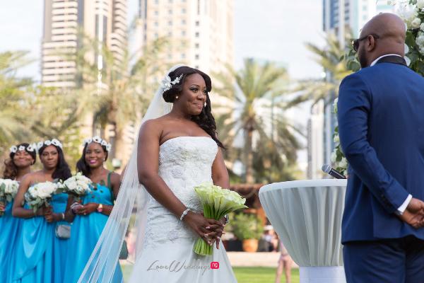 Dubai Destination Wedding Grace & Awongo #Grango2016 LoveweddingsNG Save The Date Wedding 6