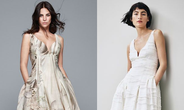 Check out H&M's new bridal range