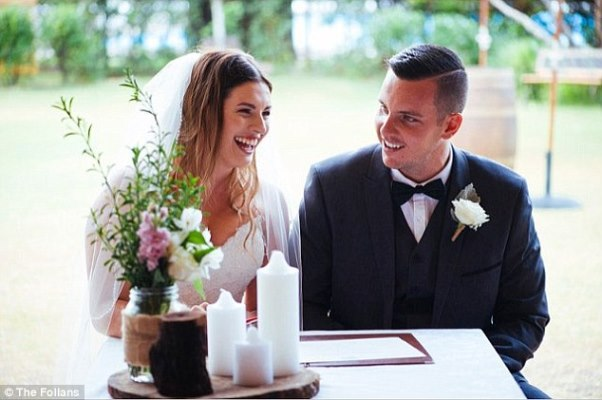 James and Mikaela Norvill Uber Couple LoveweddingsNG 1