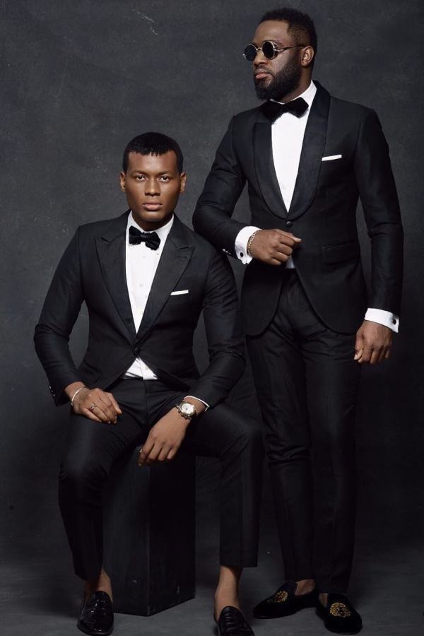 Jason Porshe 'Kairos & Chronos' Collection LoveweddingsNG 1