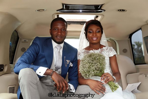 Nigerian Bride and Groom - Tosin & Wale LoveweddingsNG Klala Photography