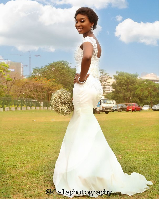 Nigerian Bride in Gown - Tosin & Wale LoveweddingsNG Klala Photography