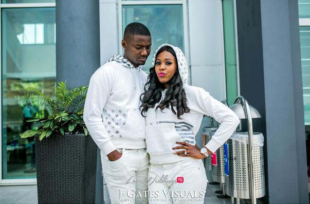 Nigerian Engagement Shoot - Chiamaka and Obinna JGates Visuals LoveweddingsNG5
