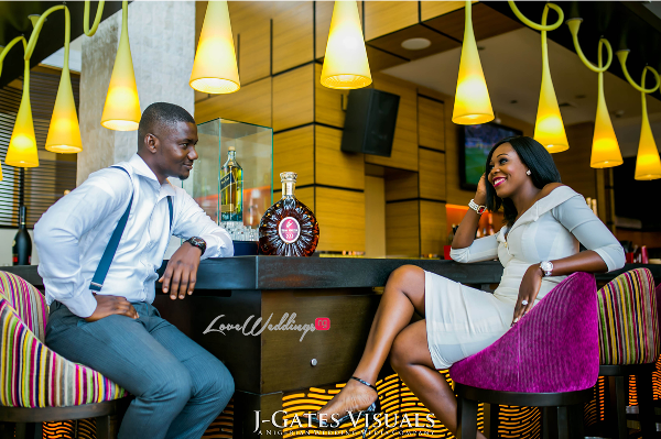 Nigerian Engagement Shoot - Chiamaka and Obinna JGates Visuals LoveweddingsNG6