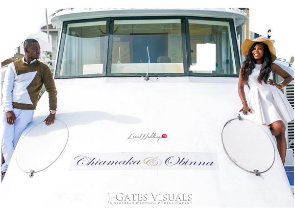 Nigerian Engagement Shoot - Chiamaka and Obinna JGates Visuals LoveweddingsnG 2