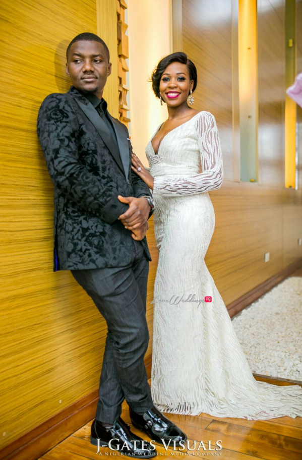 Nigerian Engagement Shoot - Chiamaka and Obinna JGates Visuals LoveweddingsnG 4