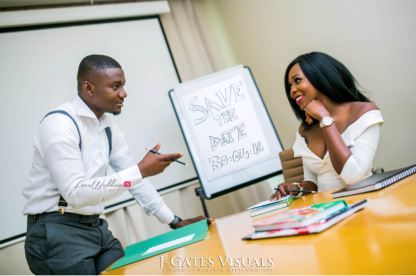 Nigerian Engagement Shoot - Chiamaka and Obinna JGates Visuals LoveweddingsnG 6