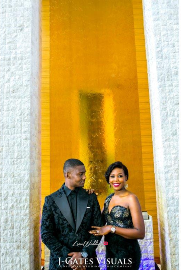 Nigerian Engagement Shoot - Chiamaka and Obinna JGates Visuals LoveweddingsnG 7