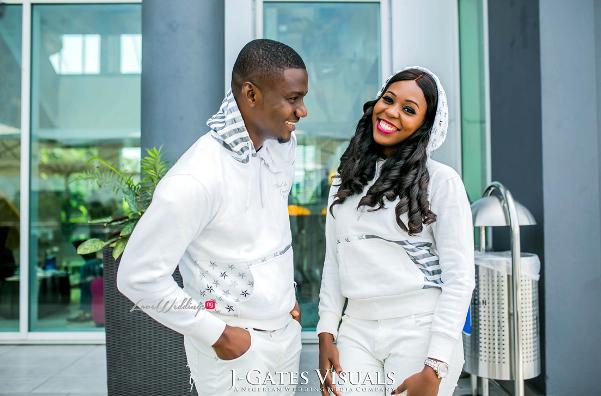 Nigerian Engagement Shoot - Chiamaka and Obinna JGates Visuals LoveweddingsnG 8