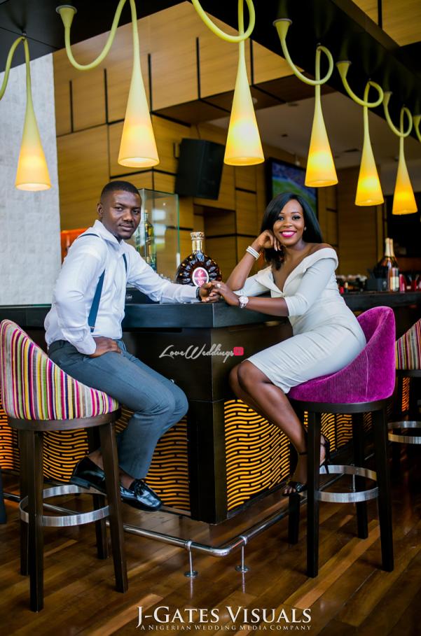 Nigerian Engagement Shoot - Chiamaka and Obinna JGates Visuals LoveweddingsnG 9