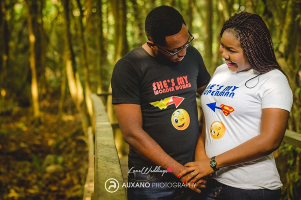 Nigerian Engagement Shoot #MannyMary2016 LoveweddingsNG Auxano Photography 2