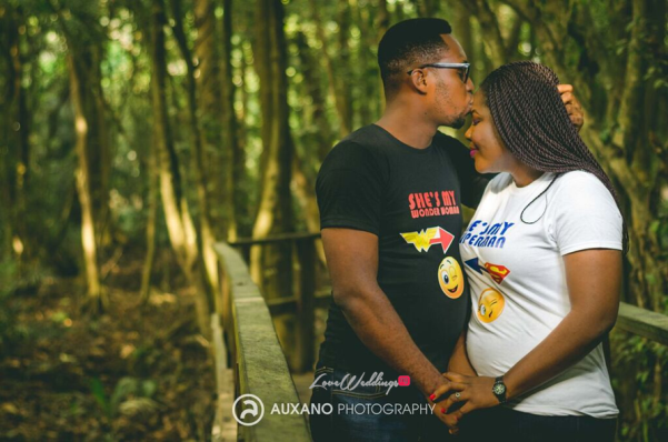 Nigerian Engagement Shoot #MannyMary2016 LoveweddingsNG Auxano Photography 3