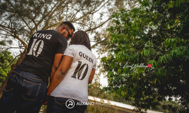 #MannyMary2016's Long Distance love worked out | Auxano Photography