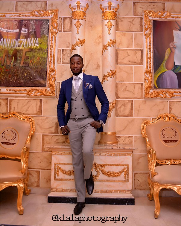 Nigerian Groom - Tosin & Wale LoveweddingsNG Klala Photography 4