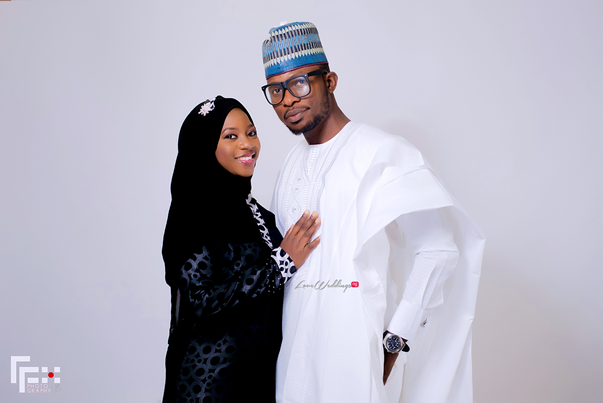 Nigerian Muslim Couple - Bisola and Wale LoveweddingsNG FFX Photography 4