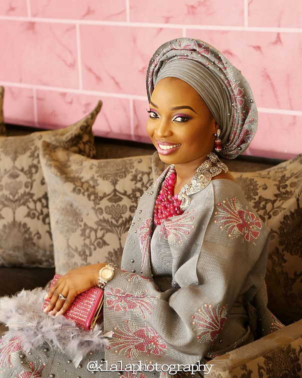 Nigerian Traditional Bride Klala Photography LoveweddingsNG1