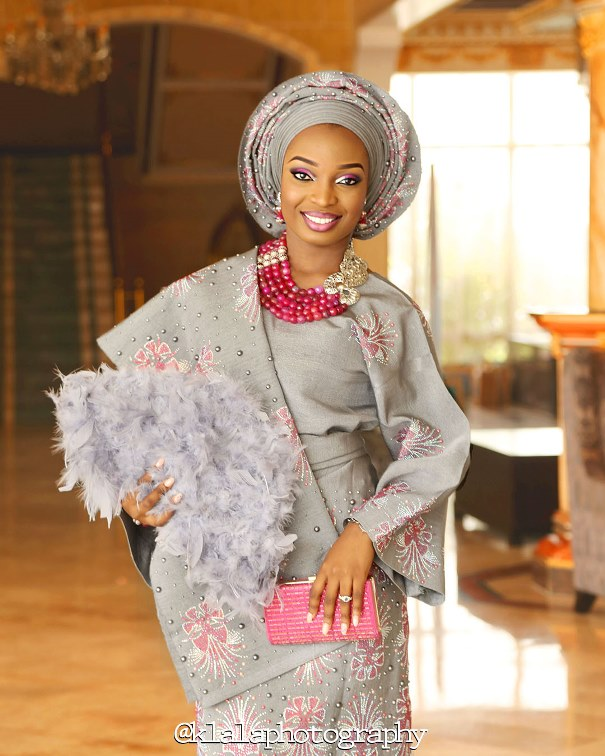Nigerian Traditional Bride Klala Photography LoveweddingsNG11