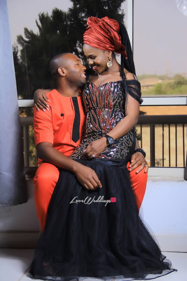 Nigerian Traditional Engagement Shoot #TheChizzys2016 LoveweddingsNG 8