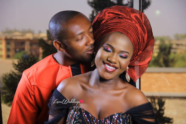 Nigerian Traditional Engagement Shoot #TheChizzys2016 LoveweddingsNG 9