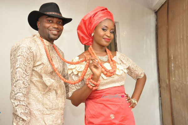 Nigerian Traditional Wedding Aleyie and Itse LoveweddingsNG 2