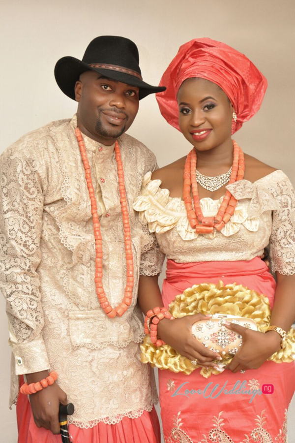 Nigerian Traditional Wedding Aleyie and Itse LoveweddingsNG 4 (2)