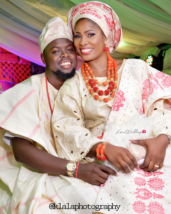 Nigerian Traditional Wedding - Anu & Toye LoveweddingsNG Klala Photography 10