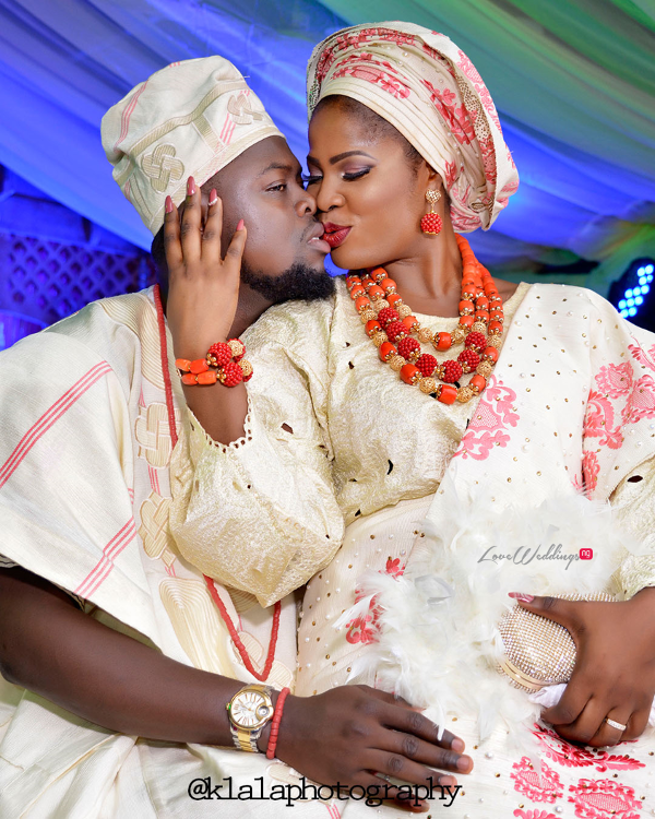 Nigerian Traditional Wedding - Anu & Toye LoveweddingsNG Klala Photography 11