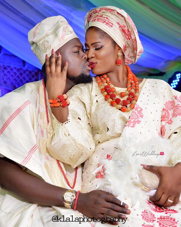 Nigerian Traditional Wedding - Anu & Toye LoveweddingsNG Klala Photography 11