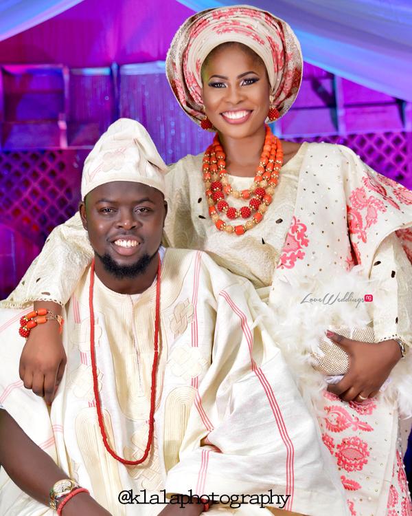 Nigerian Traditional Wedding - Anu & Toye LoveweddingsNG Klala Photography 12