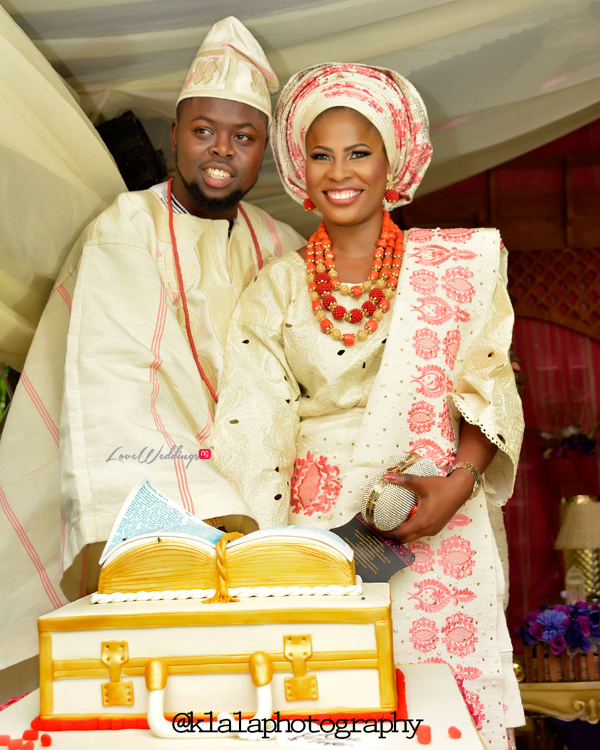 Nigerian Traditional Wedding - Anu & Toye LoveweddingsNG Klala Photography 13