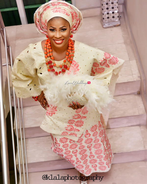 Nigerian Traditional Wedding - Anu & Toye LoveweddingsNG Klala Photography 14