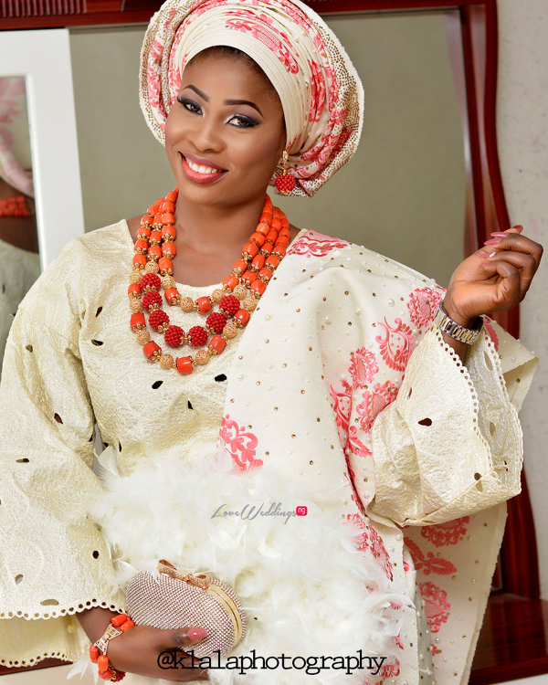 Nigerian Traditional Wedding - Anu & Toye LoveweddingsNG Klala Photography 16