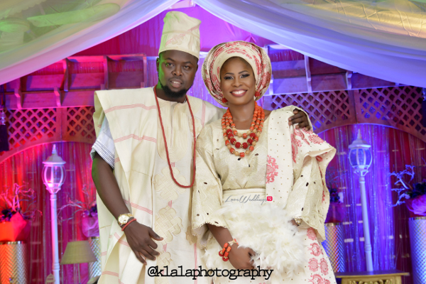 Nigerian Traditional Wedding - Anu & Toye LoveweddingsNG Klala Photography 3