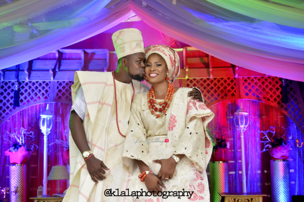 Nigerian Traditional Wedding - Anu & Toye LoveweddingsNG Klala Photography 4