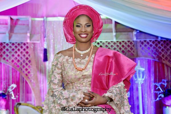 Nigerian Traditional Wedding - Anu & Toye LoveweddingsNG Klala Photography 5
