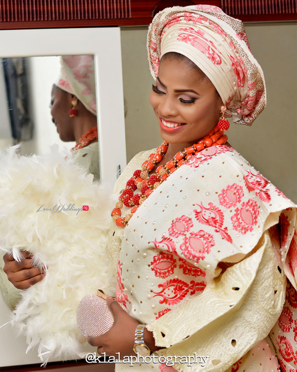 Nigerian Traditional Wedding - Anu & Toye LoveweddingsNG Klala Photography 6