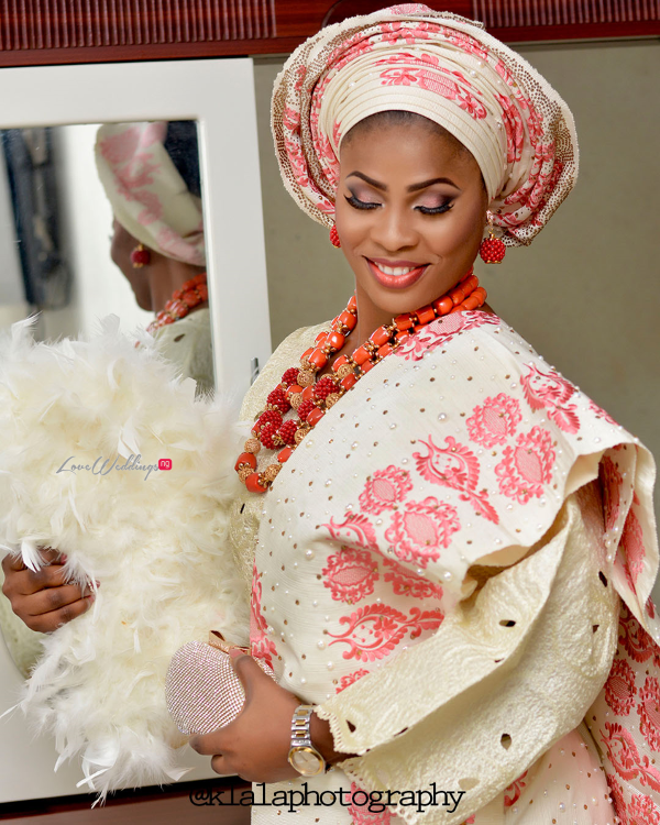 Nigerian Traditional Wedding - Anu & Toye LoveweddingsNG Klala Photography 7