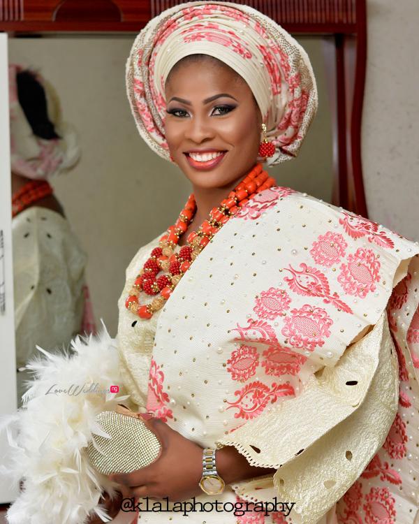 Nigerian Traditional Wedding - Anu & Toye LoveweddingsNG Klala Photography 8