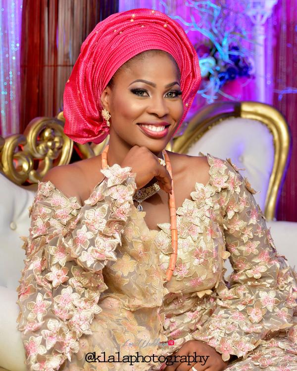 Nigerian Traditional Wedding - Anu & Toye LoveweddingsNG Klala Photography 9