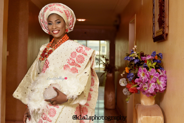 Nigerian Traditional Wedding - Anu & Toye LoveweddingsNG Klala Photography