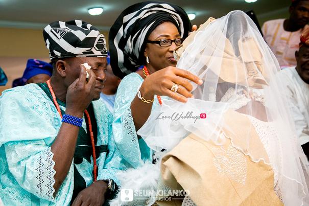 Nigerian Traditional Wedding Folake and Dotun Seun Kilanko Studios LoveweddingsNG 10