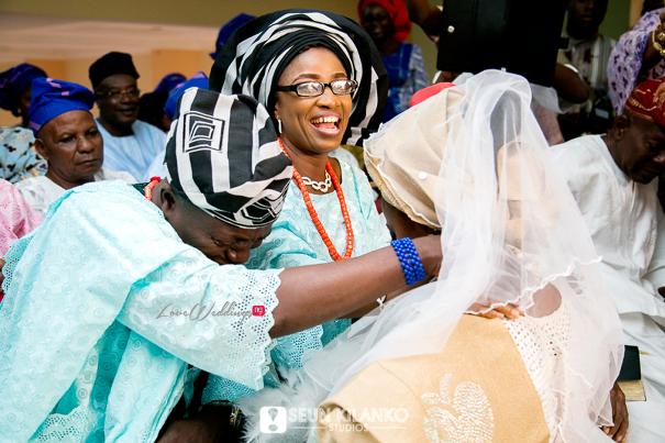 Nigerian Traditional Wedding Folake and Dotun Seun Kilanko Studios LoveweddingsNG 11