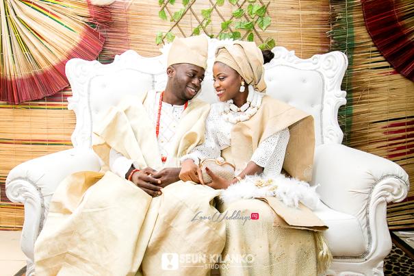 Nigerian Traditional Wedding Folake and Dotun Seun Kilanko Studios LoveweddingsNG 15