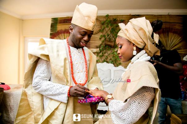 Nigerian Traditional Wedding Folake and Dotun Seun Kilanko Studios LoveweddingsNG 16
