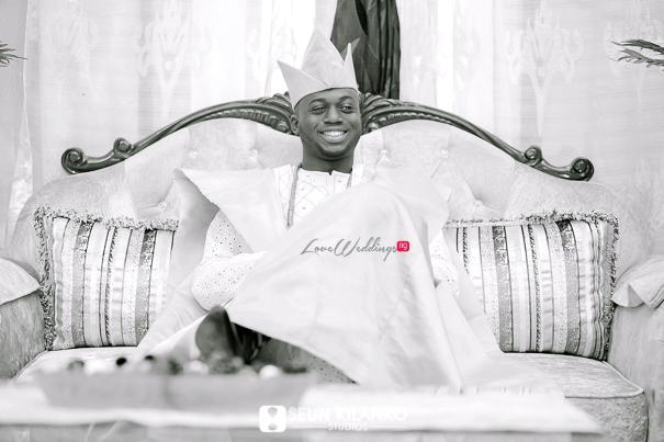 Nigerian Traditional Wedding Folake and Dotun Seun Kilanko Studios LoveweddingsNG 3
