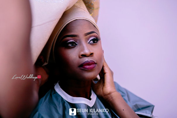 Nigerian Traditional Wedding Folake and Dotun Seun Kilanko Studios LoveweddingsNG 5