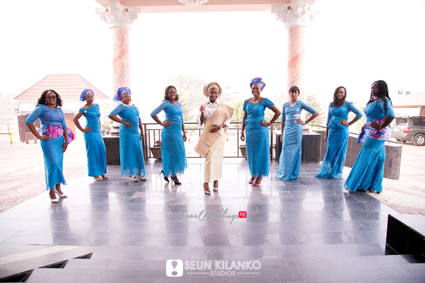 Nigerian Traditional Wedding Folake and Dotun Seun Kilanko Studios LoveweddingsNG 6