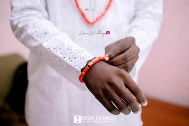 Nigerian Traditional Wedding Folake and Dotun Seun Kilanko Studios LoveweddingsNG
