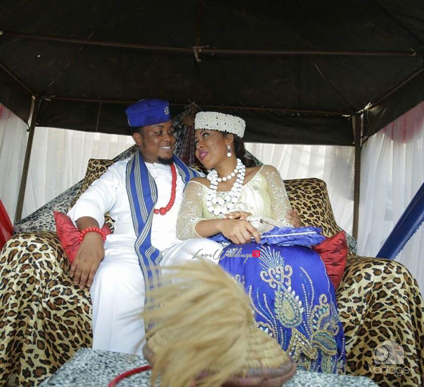 Nigerian Traditional Wedding - Joy and Jonathan LoveweddingsNG 4